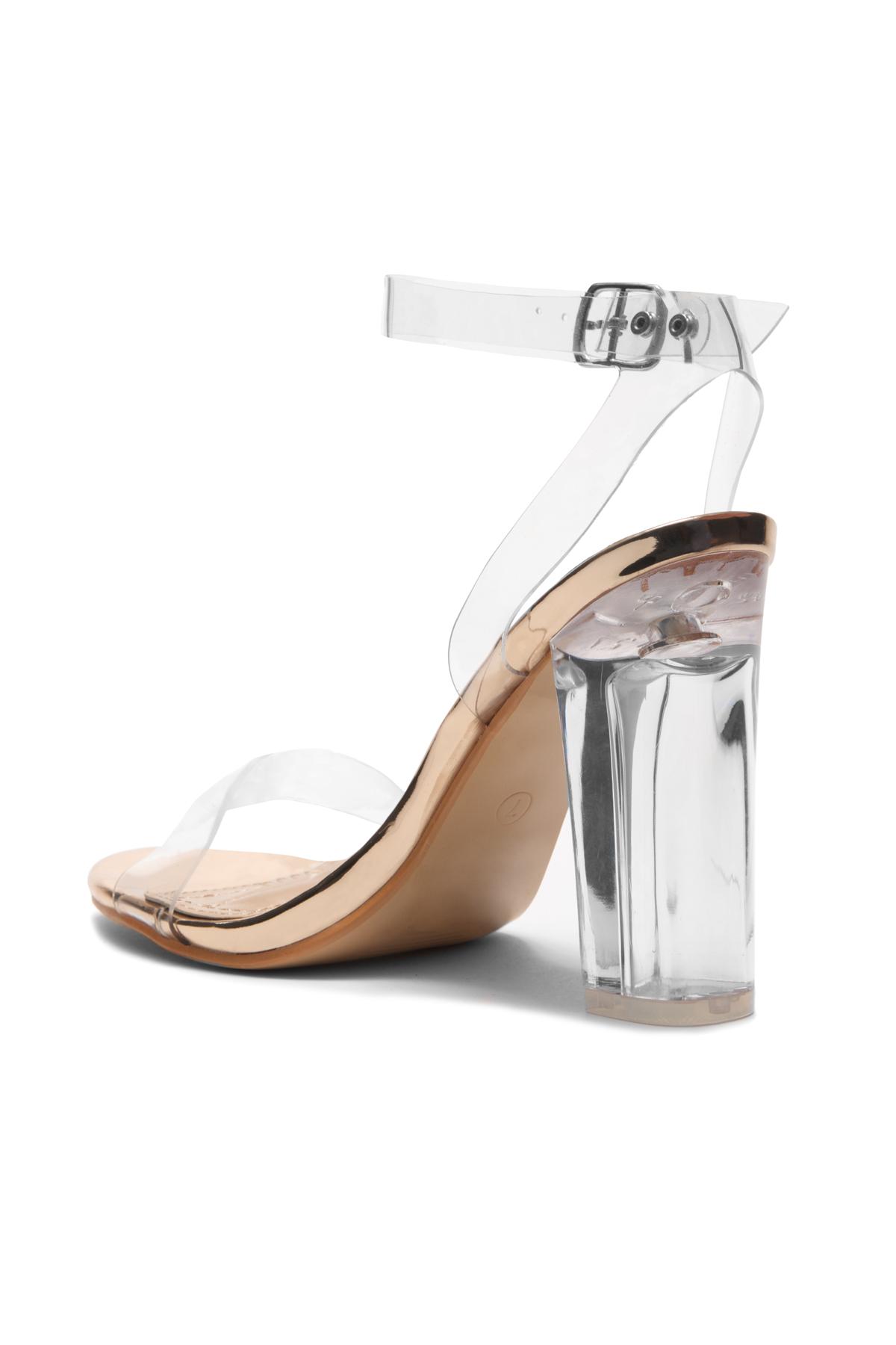 f230e7ceb67 ... HerStyle Women s Manmade Allissa Perspex heel
