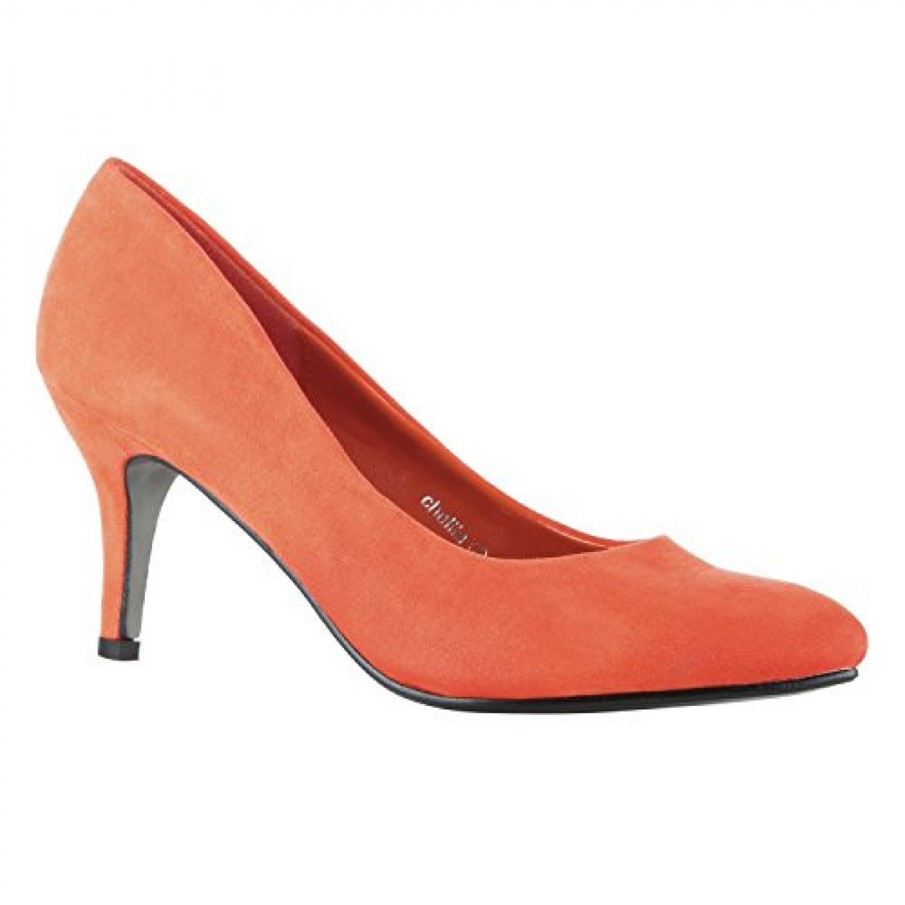 Women's Coral Manmade Chellla 3-inch Pointed Toe Classic Pumps