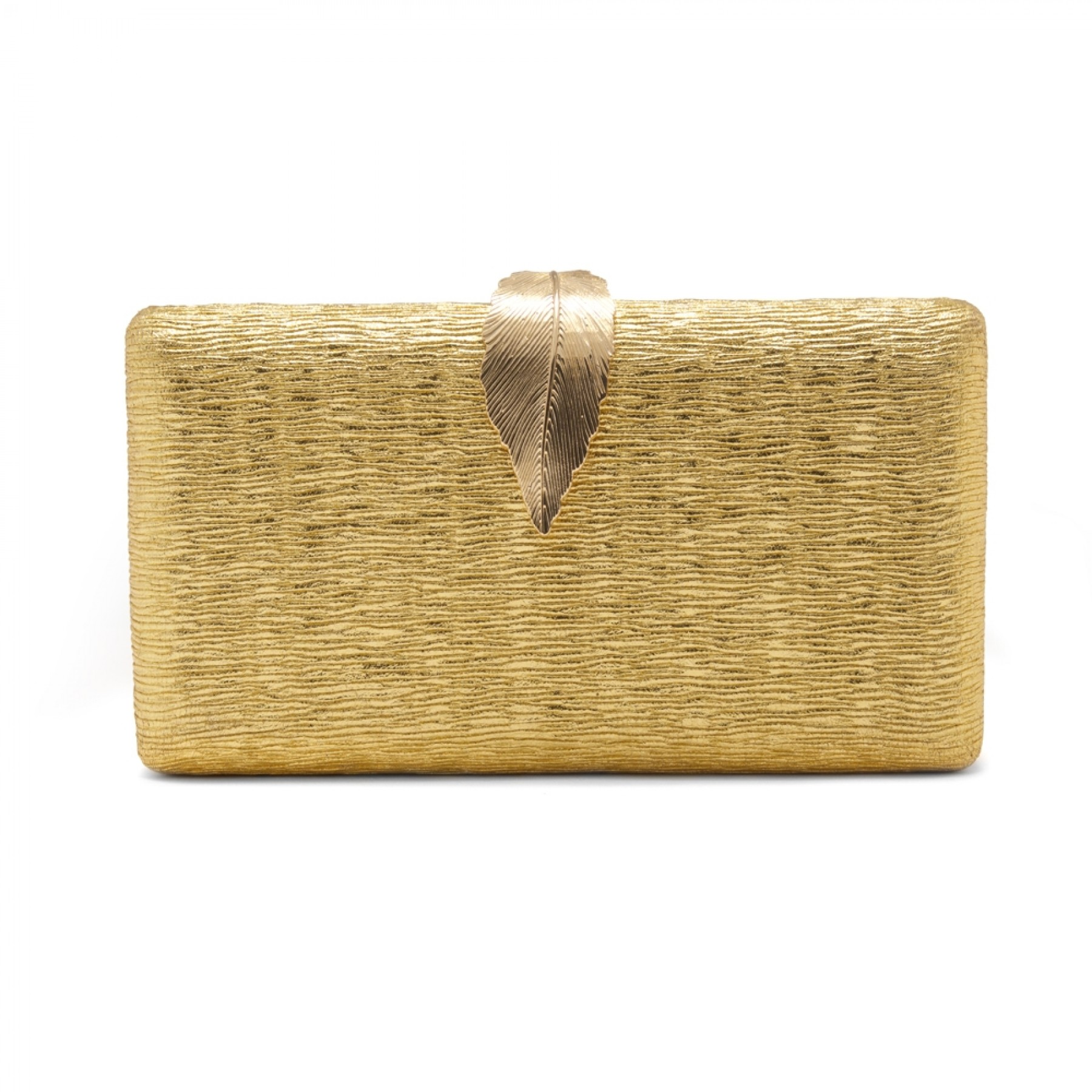 SZY-E1091- Sparkling Envelope Evening Clutch Purse (Gold)