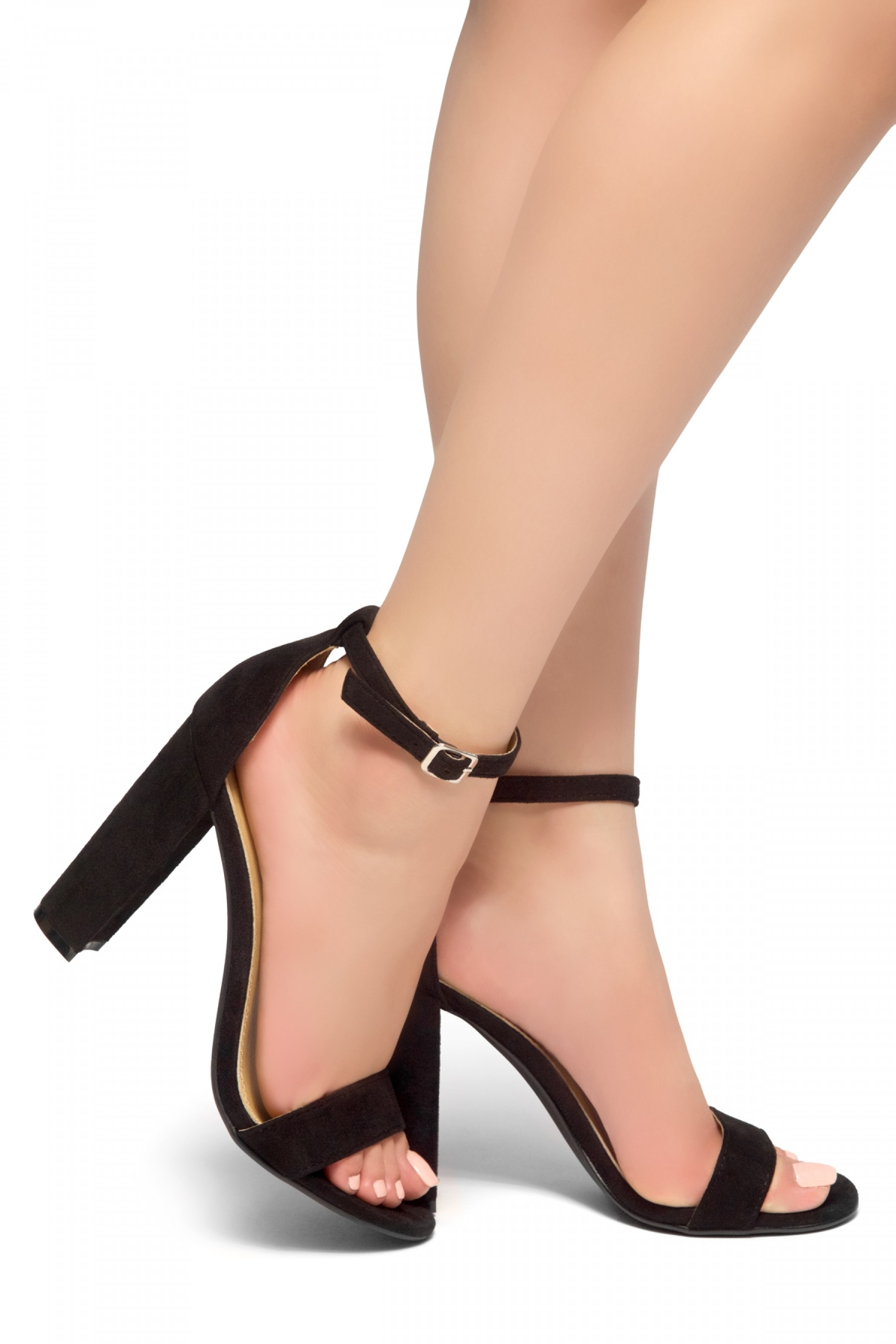 Strap Around The Ankle Heels