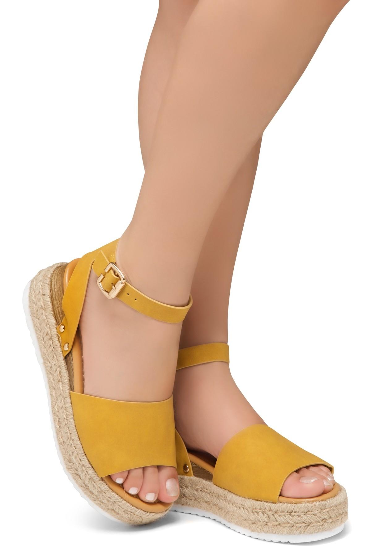 Shoe Land Legossa-Women's Open Toe