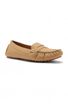 HerStyle Daphney Women's Manmade Moccasin (Tan)