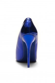 HerStyle Daynna Pointy Toe Stiletto Pump(Royal Blue)