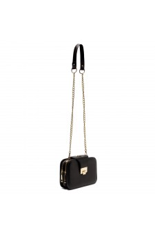 SZ17-LH2-16483 - Women's Elegant Crossbody Bag (Black)
