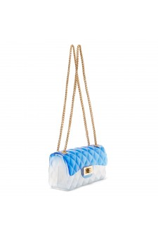 SZ17-LH2-16565S - Women's Trendy Fashion Crossbody Bag (Blue)