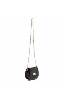 SZ17-LH2-16581 - Women's Fashion Design Mini Crossbody Bag (Black)