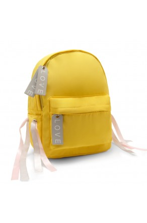 HBG103054-Women's Trendy Mini Backpack (Yellow)