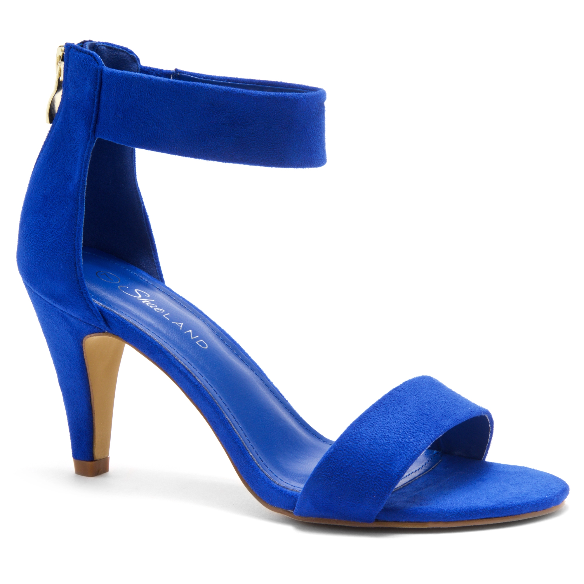 new arrival 8f06f d88bf ... HerStyle RRose-Stiletto heel, back zipper closure (Royal Blue) ...