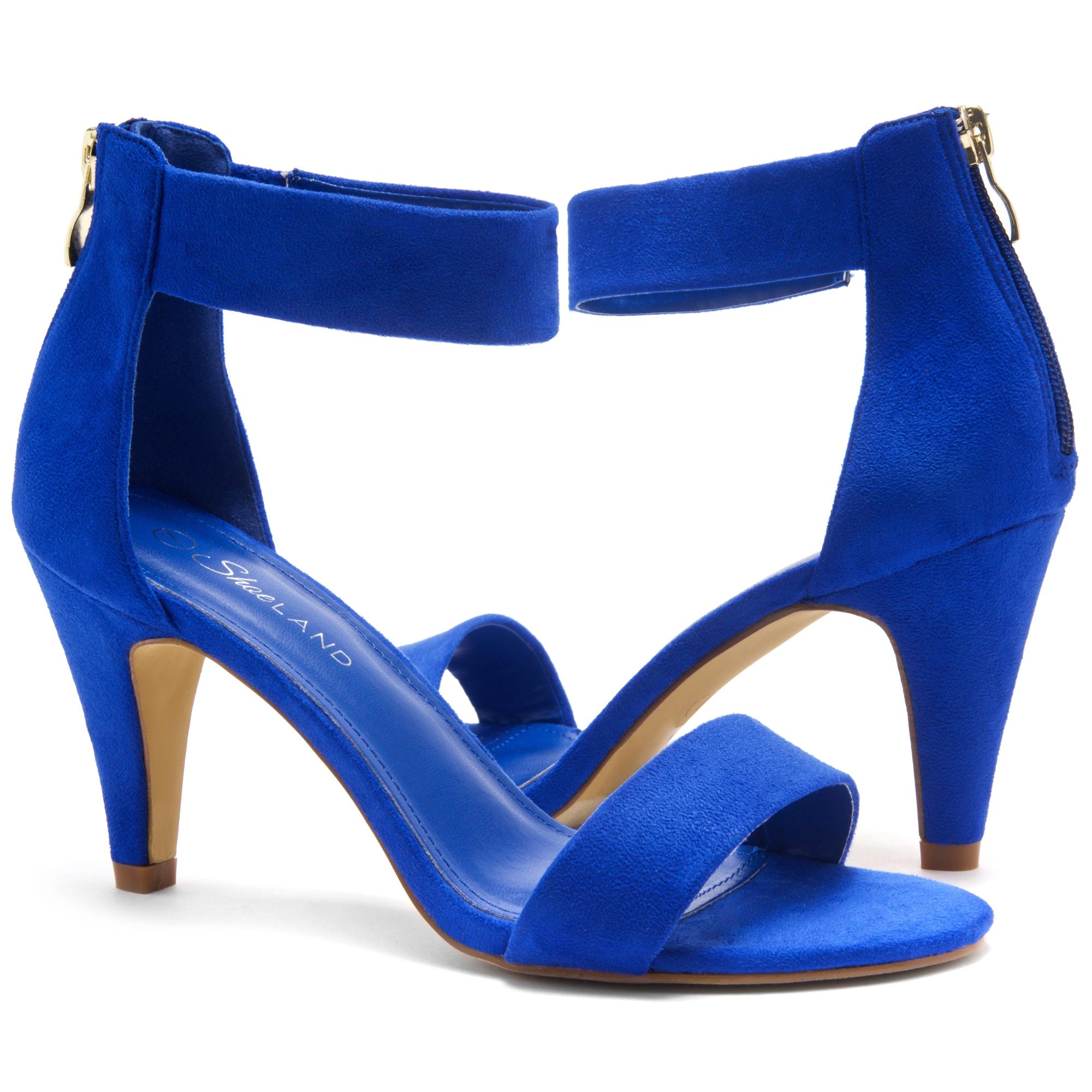 HerStyle Rose-Stiletto heel, back