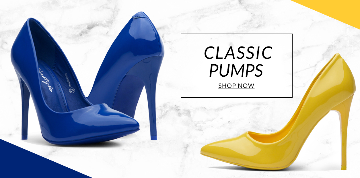 shoeland pumps