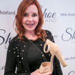 Shoeland at the MTV Movie Awards. Jackie Zeman stars as Bobbie Spencer in the hit series