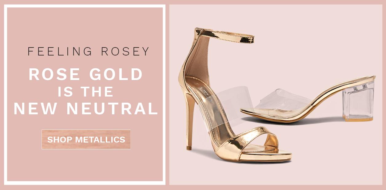 Shoe Land_Feeling Rosey_Banner