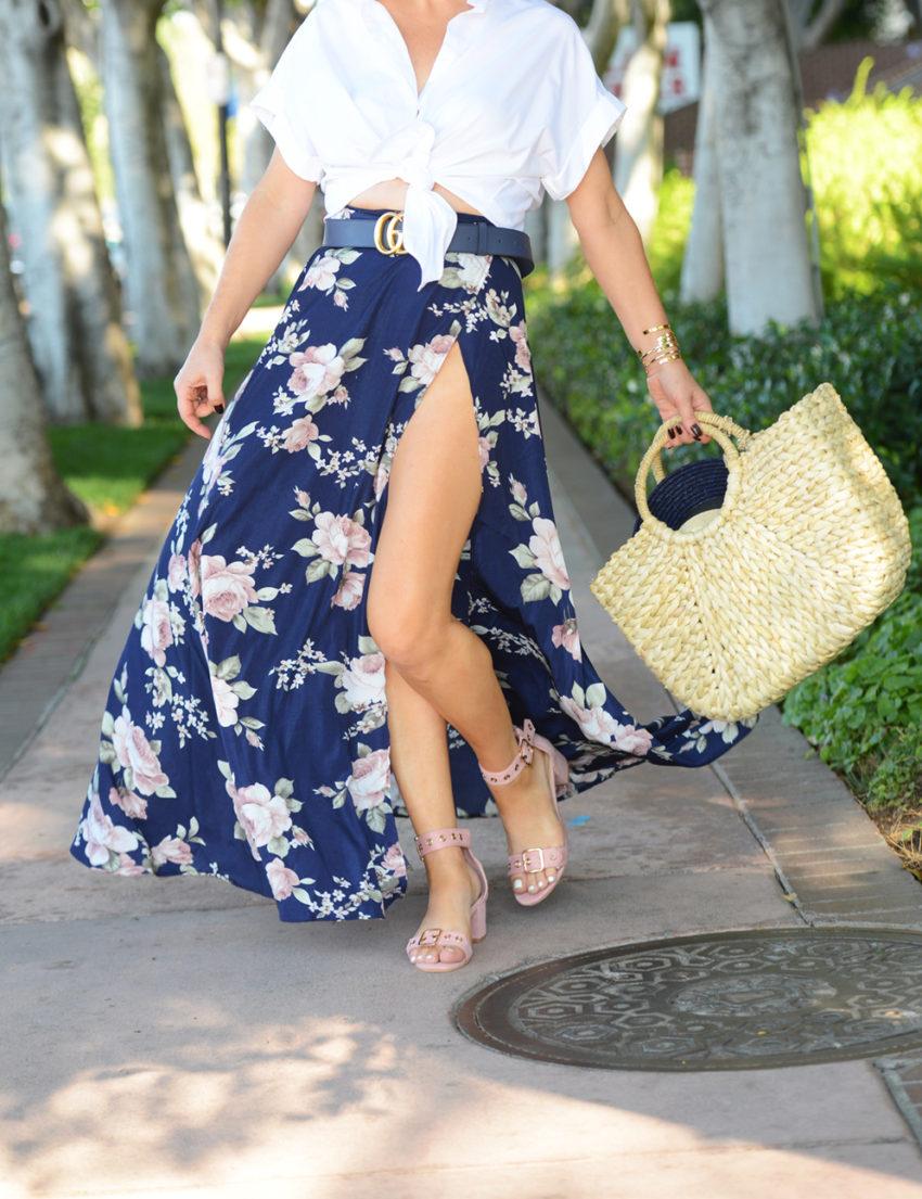 white-shirt-floral-skirt-5-850x1105