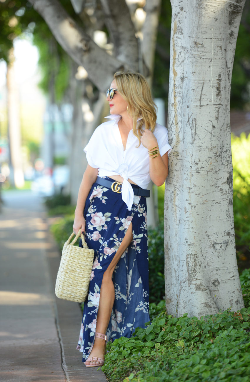 white-shirt-floral-skirt-7-850x1299
