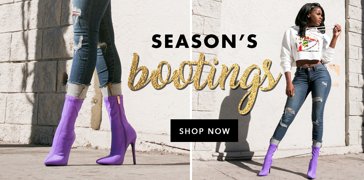 Shoe Land_SeasonsBootings_Banner