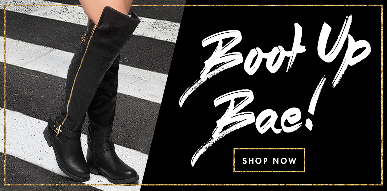 Shoe Land_BootUpBae_Banner