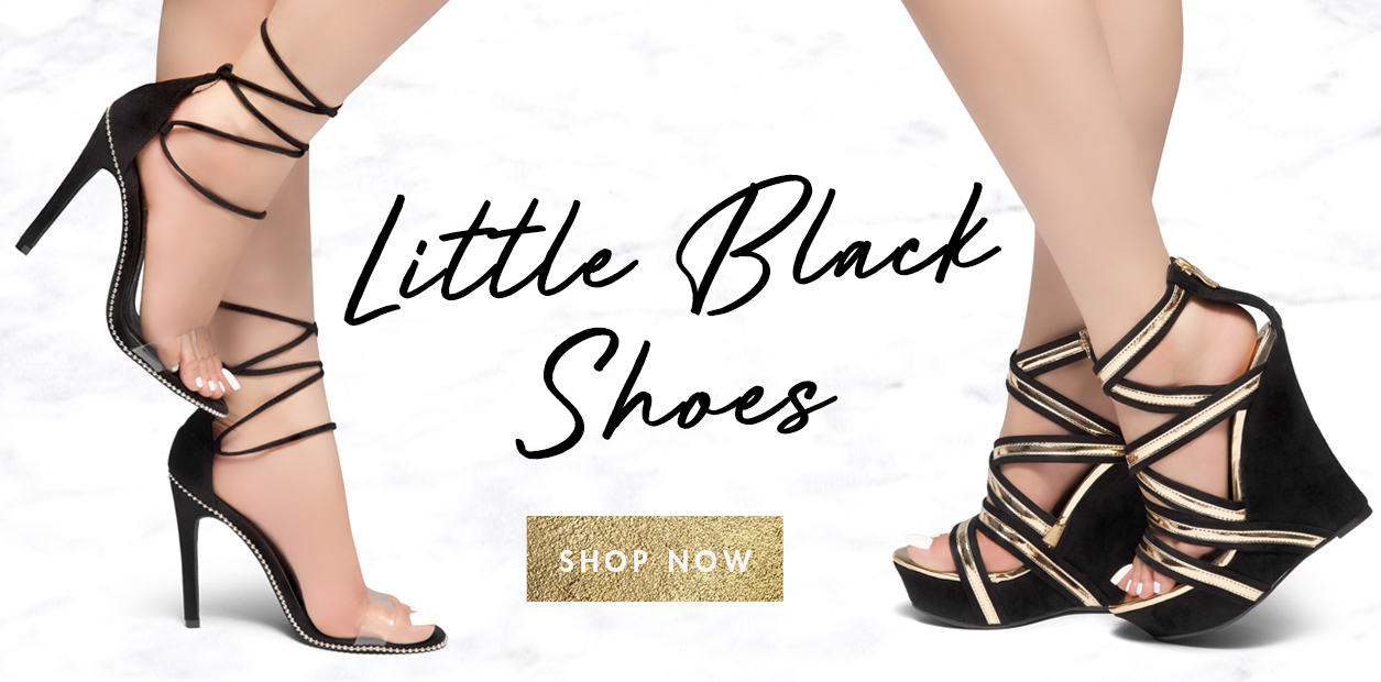 ShoeLand_Spring_LittleBlackShoes_Banner